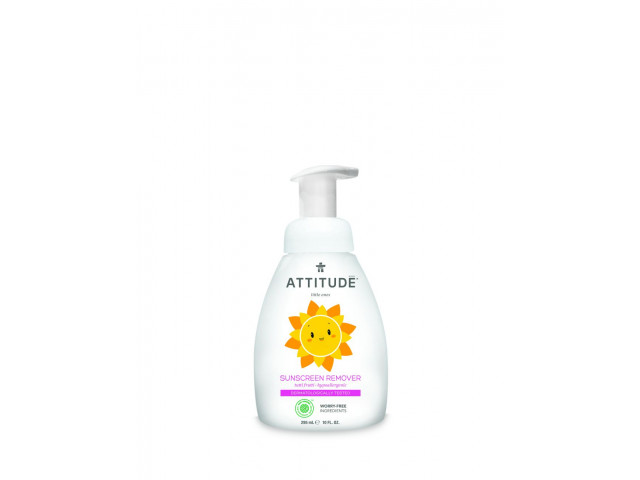 Baby Sunscreen Remover Foaming