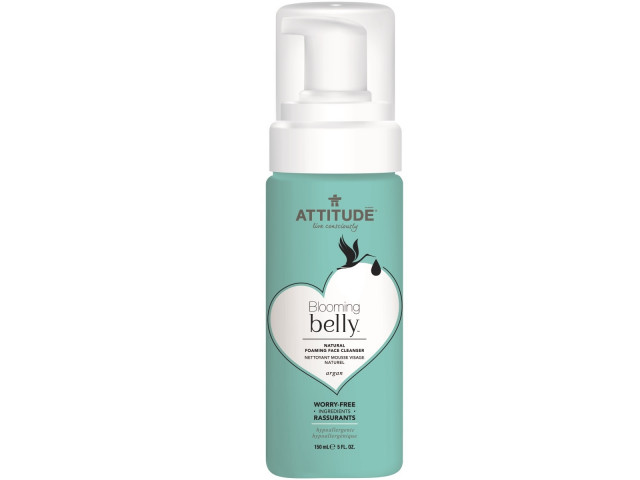 Blooming Belly   Natural Foaming Face Cleanser