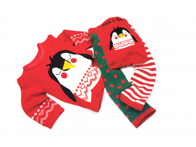 Set | Xmas Penguin