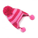 Muts | Pink Stripe Bobble