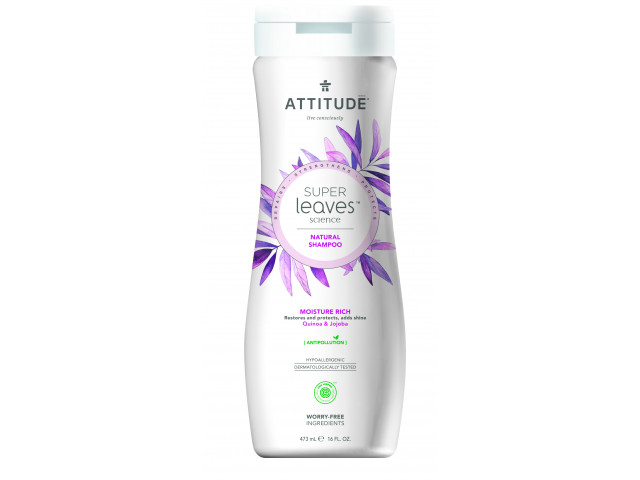 Super Leaves | Shampoo - Moisture Rich