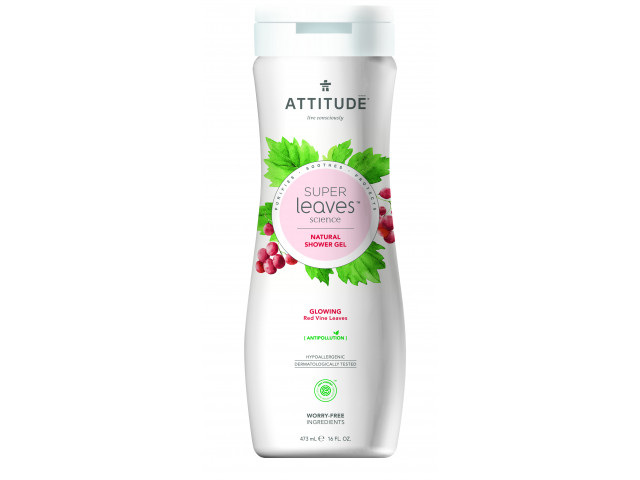 Super Leaves | Body Wash - Glowing