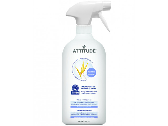 Sensitive Skin | Household | Natural Window & Mirror Cleaner