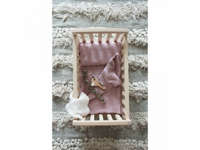Doll Bed | Bedding