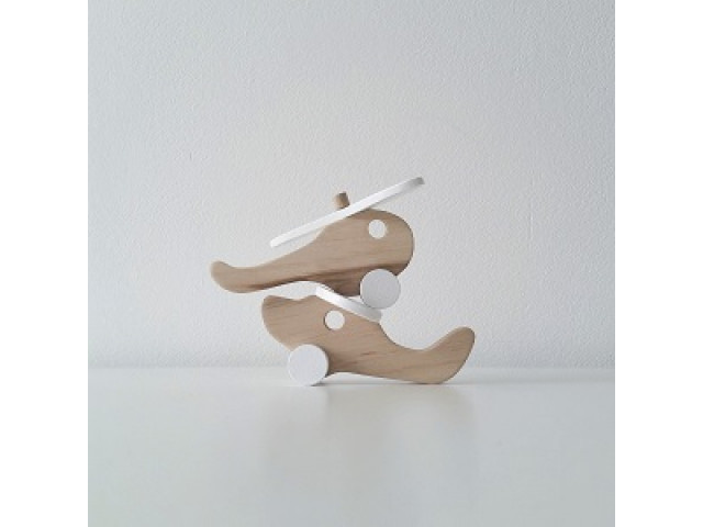 Pinch Toys | Helly and Plane
