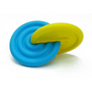 Bioserie Interlocking Disks Geel Blauw