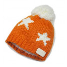 Muts | Unisex Orange Star Bobble