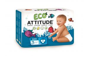 Little Ones | Eco Luiers | Maat 3
