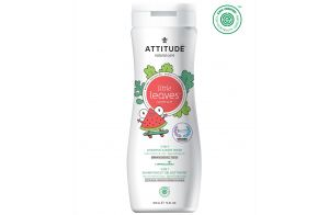 Little Leaves | 2-in-1 Shampoo | Watermeloen Cocos